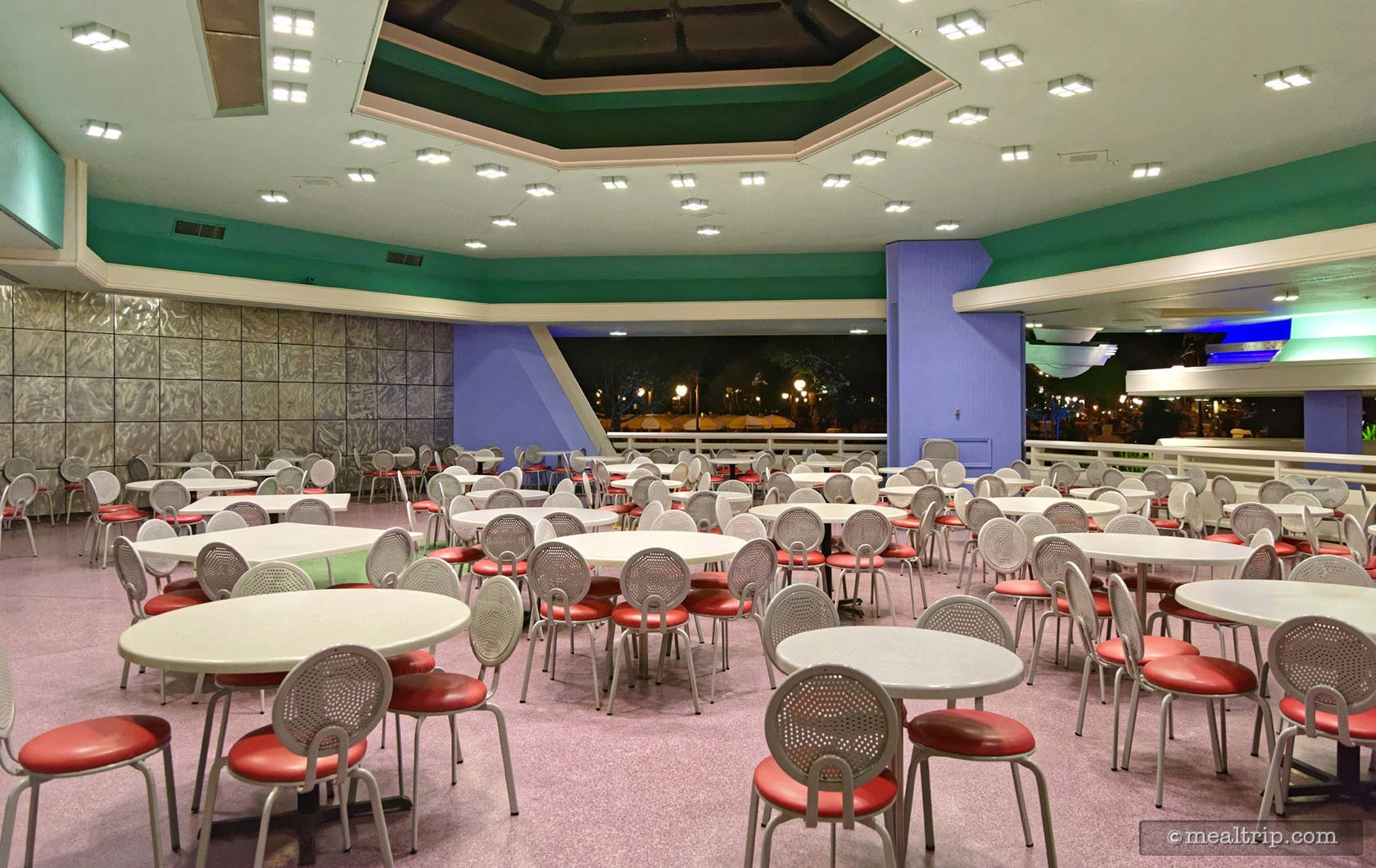 Image result for tomorrowland terrace