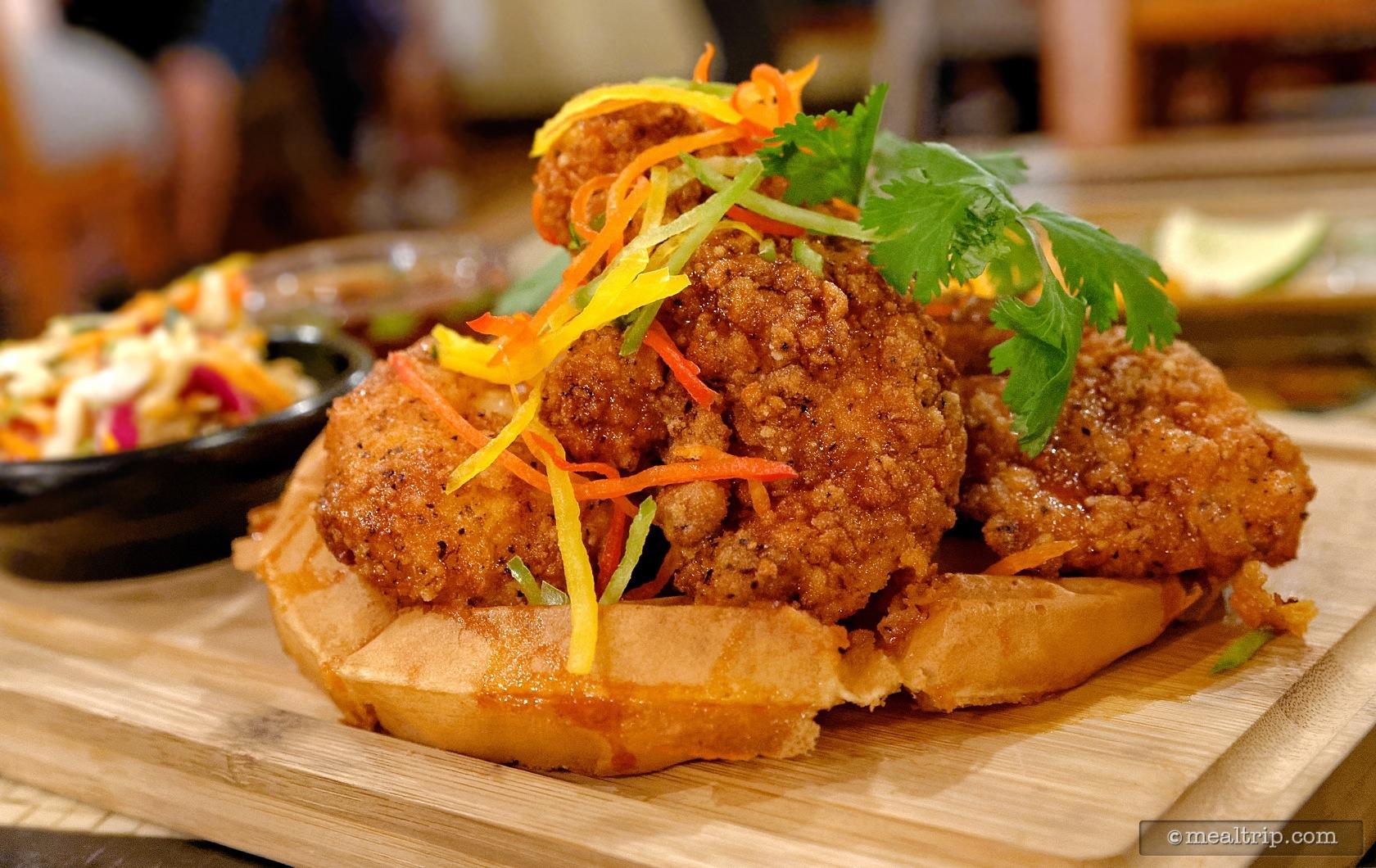 Yak Amp Yeti Restaurant Review And Photos Animal Kingdom