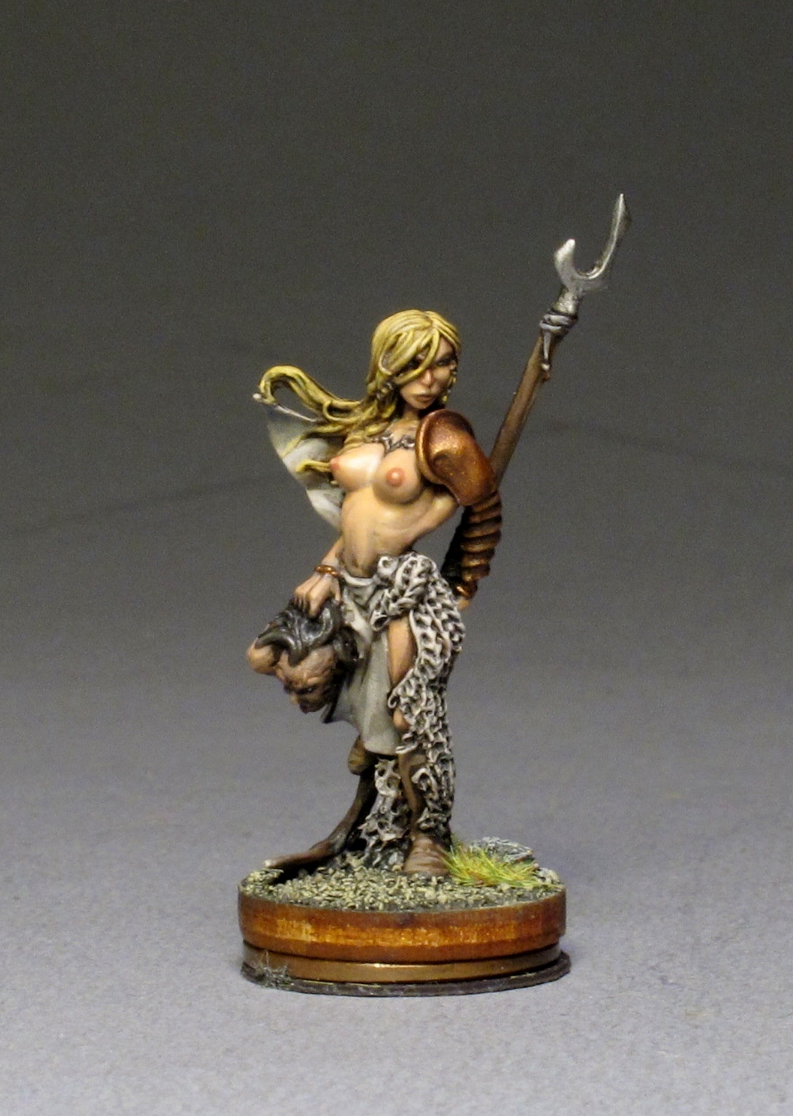 Gladiators Bennett Blalock Doane S Miniatures And Painting