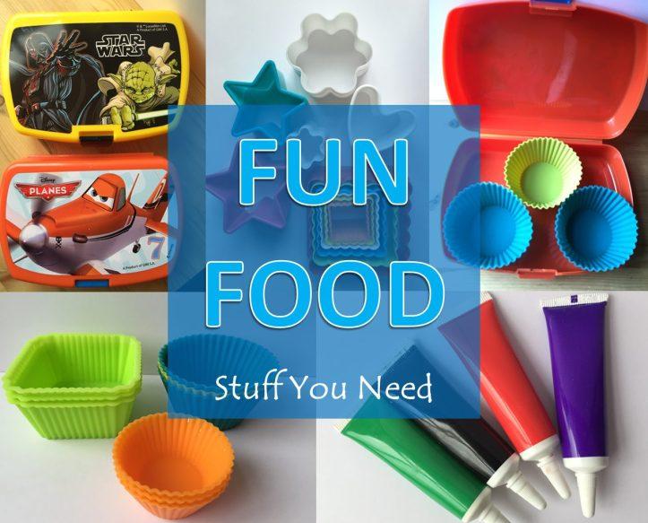 fun food healthy
