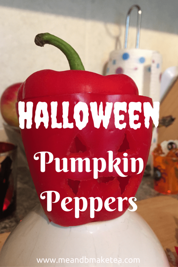 frightening pepper pumpkin ideas snacks toddlers Easy Halloween Fun Food party reviews easy pinterest ideas inspiration