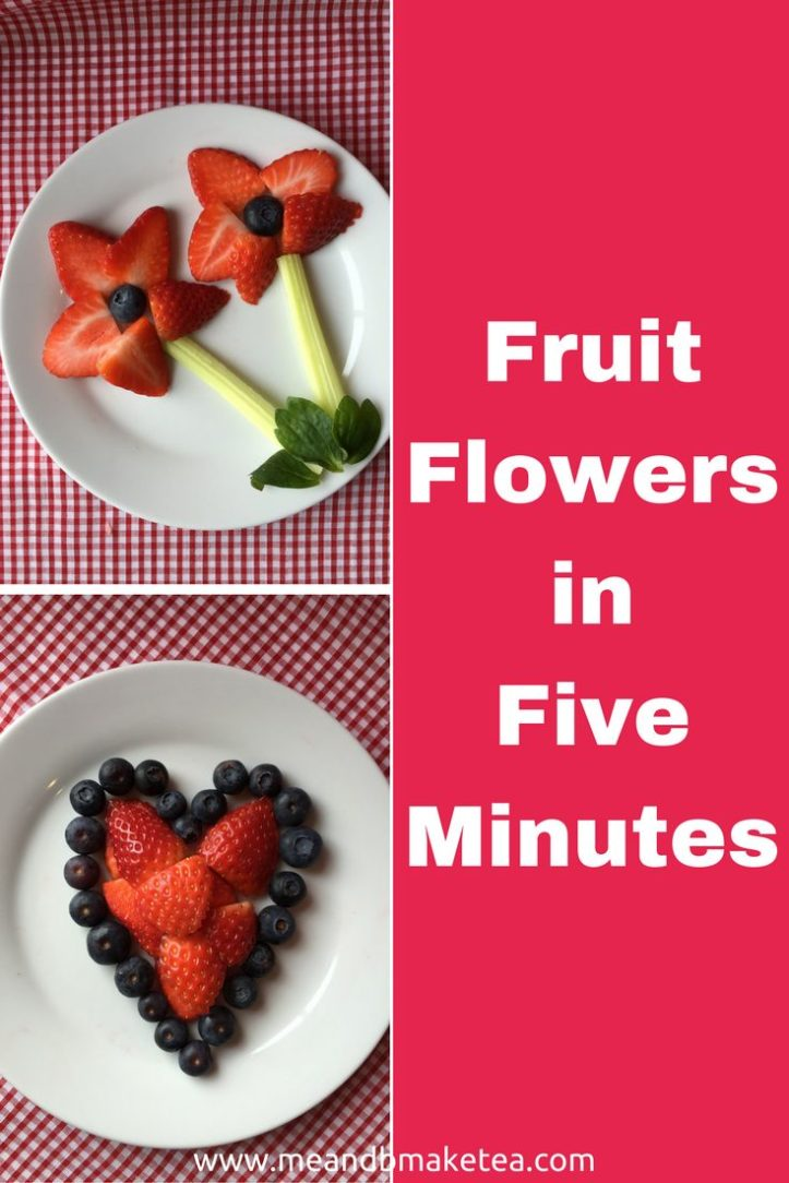 how to make flowers out of fruit easy simple toddler fun roses love valentines cute easy tutorial tempalte review