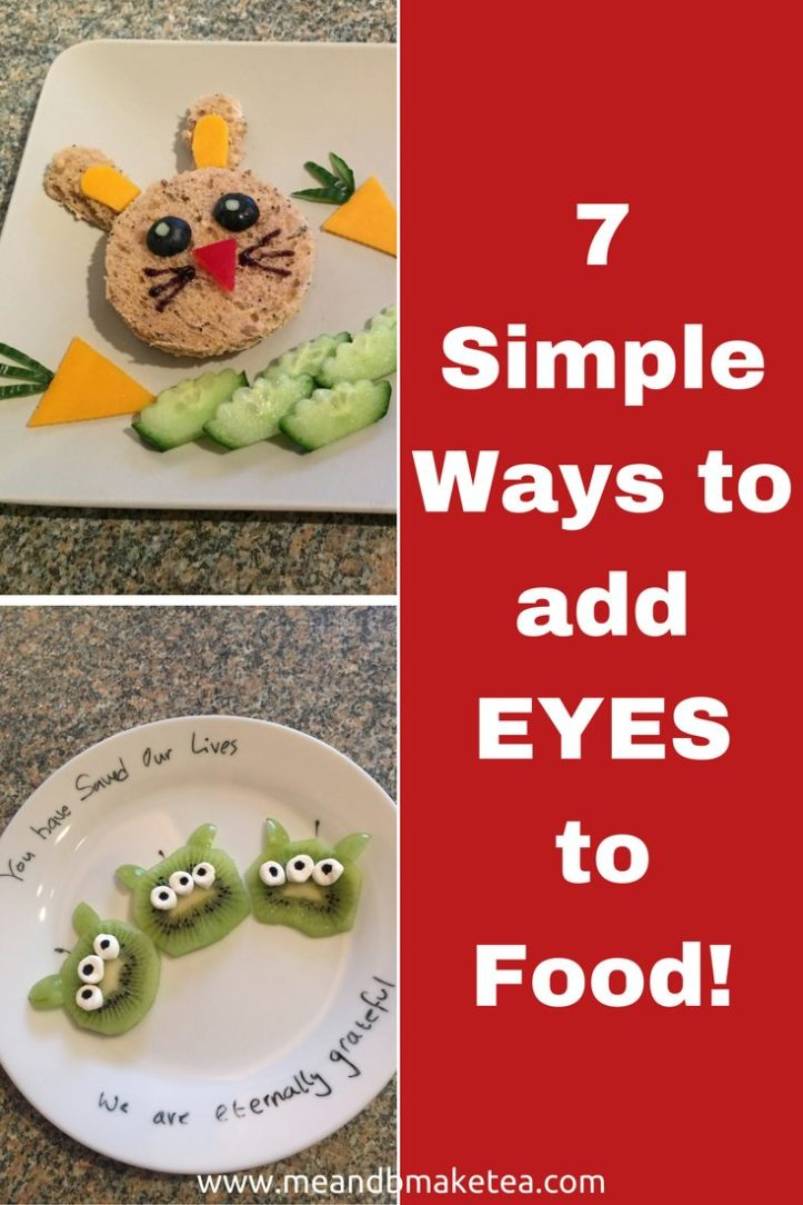 how to make eyes fun food bento style lunchboxes kids toddler party review template example tutorial