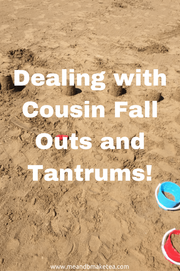 Dealing with Cousin Fall Outs and Tantrums! (1)