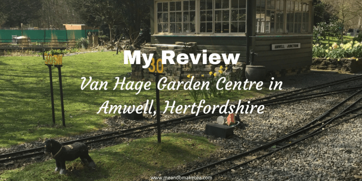 Van Hage in Amwell, Hertfordshire review cafe things to do