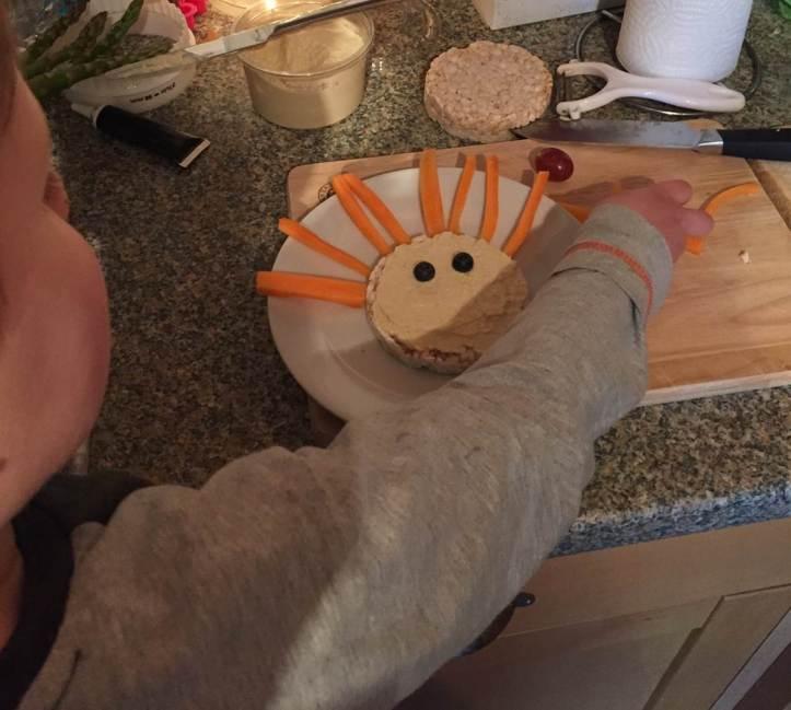fun food for children kids healthy