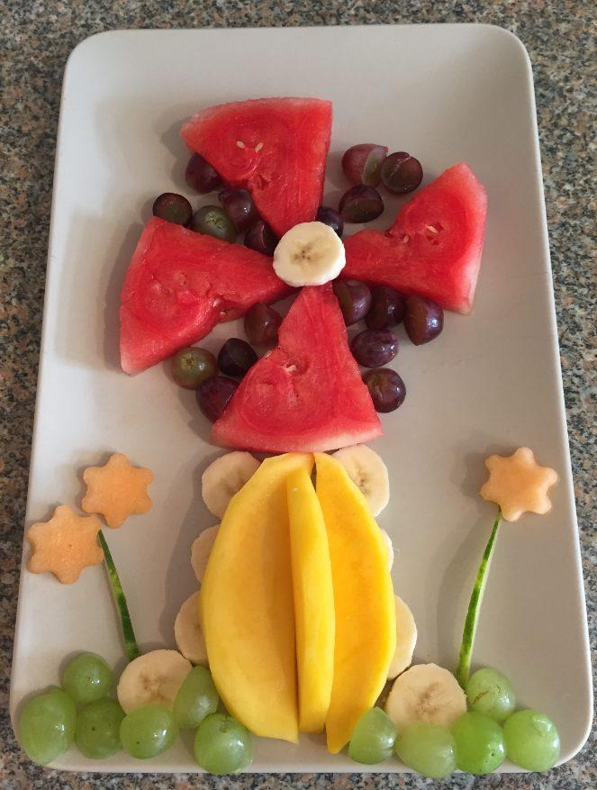 healthy fun food for children fruit bristol south west mum blogger