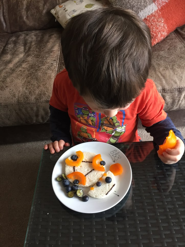 food blogger from the south west making food fun for children toddlers kids family