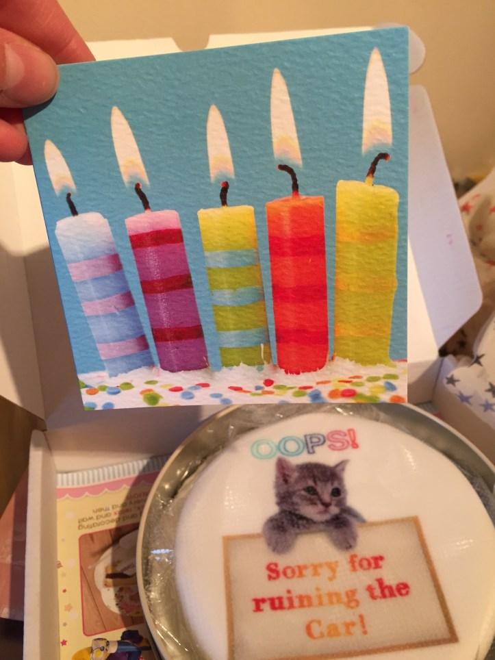 fun food blogger weston super mare cake review