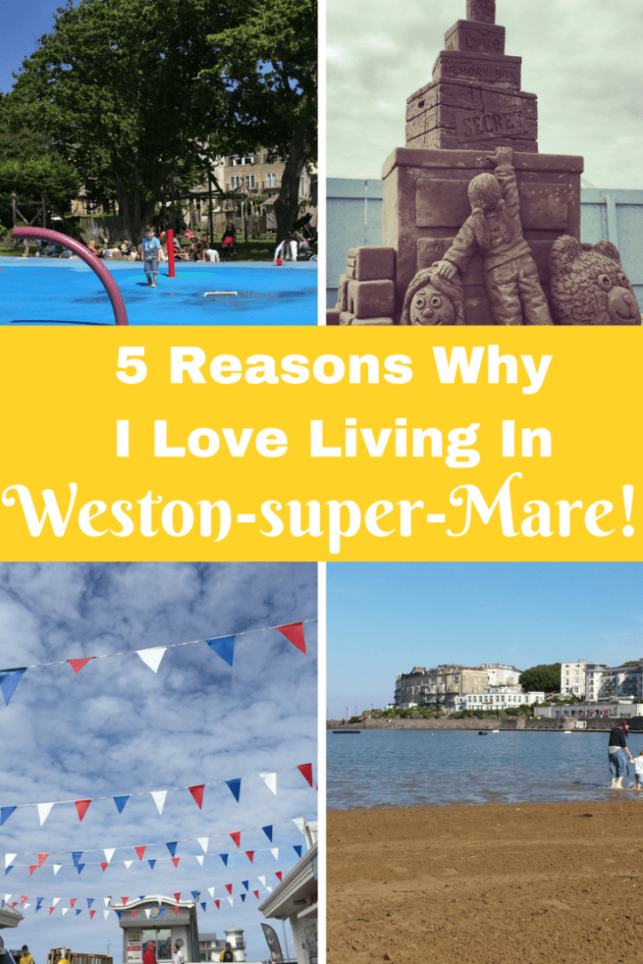 weston super mare reviews families living cost of summer water park