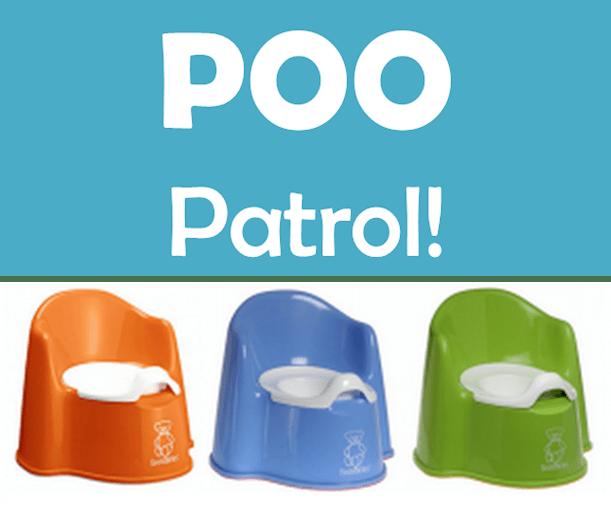potty training toddlers paw patrol