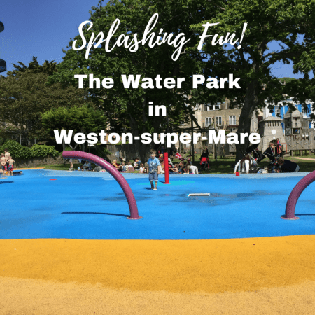 Water adventure play Park Weston-super-Mare summer prices bristol