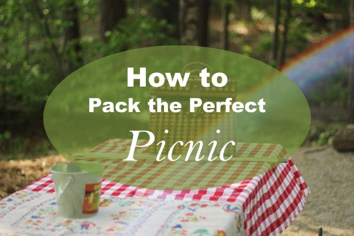 how to pack the perfect picnic | ideas fun summer spring kids toddler family days out food
