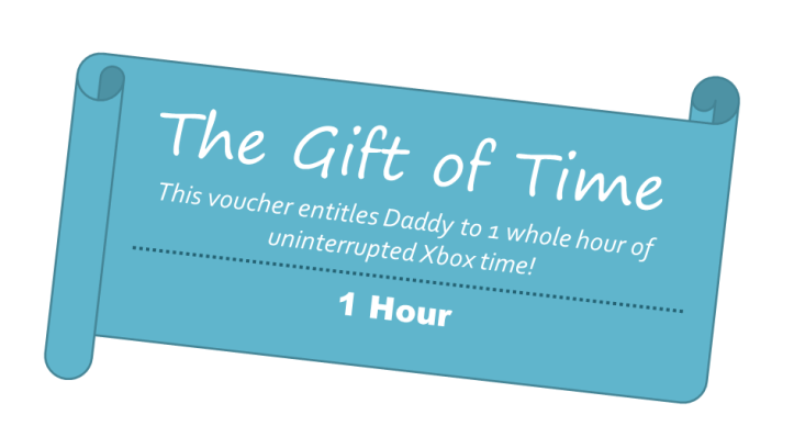 Fathers day gift ideas simple budget toddler children free