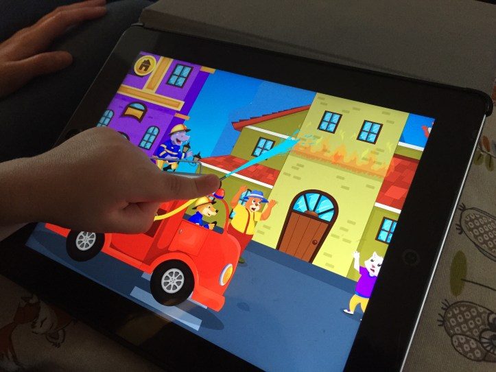 kidloland app for children ipad tablets technology toddlers games educational