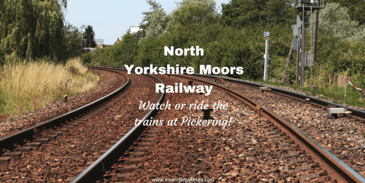 North York Moors Railway at Pickering grosmont esk valley ticket timetable prices and map
