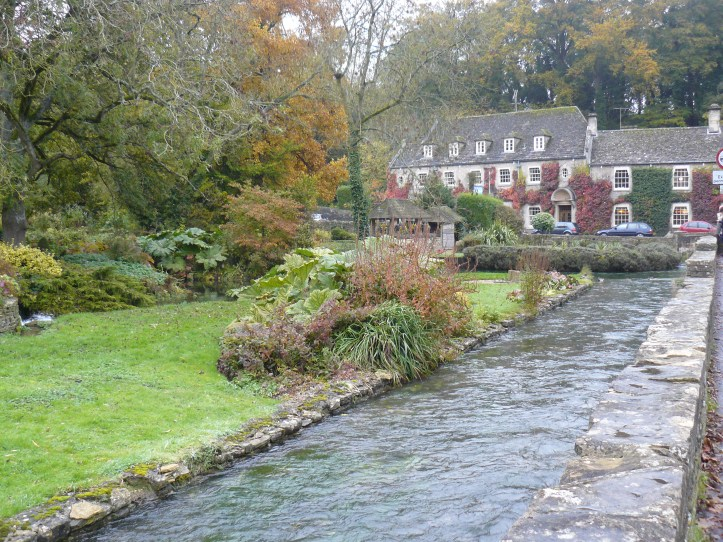 Cotswolds with kids toddler babies bourton on the water review bibury