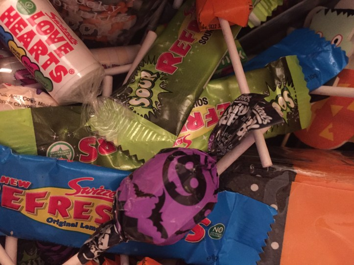 halloween home bargains ghost trick or treat review indoor use autumn winter sweets candy