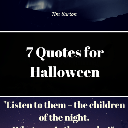 spooky halloween quotes inspire inspiration all hallows eve scary horror