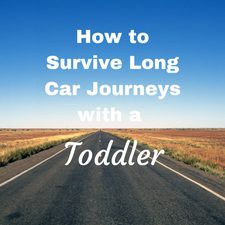 travelling with a toddler that is potty training tips what to do advice long car journeys entertainment boredom