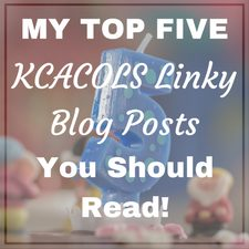 KCACOLS Linky Blog Posts You Should Read A moment with Franca parenting blog link up review