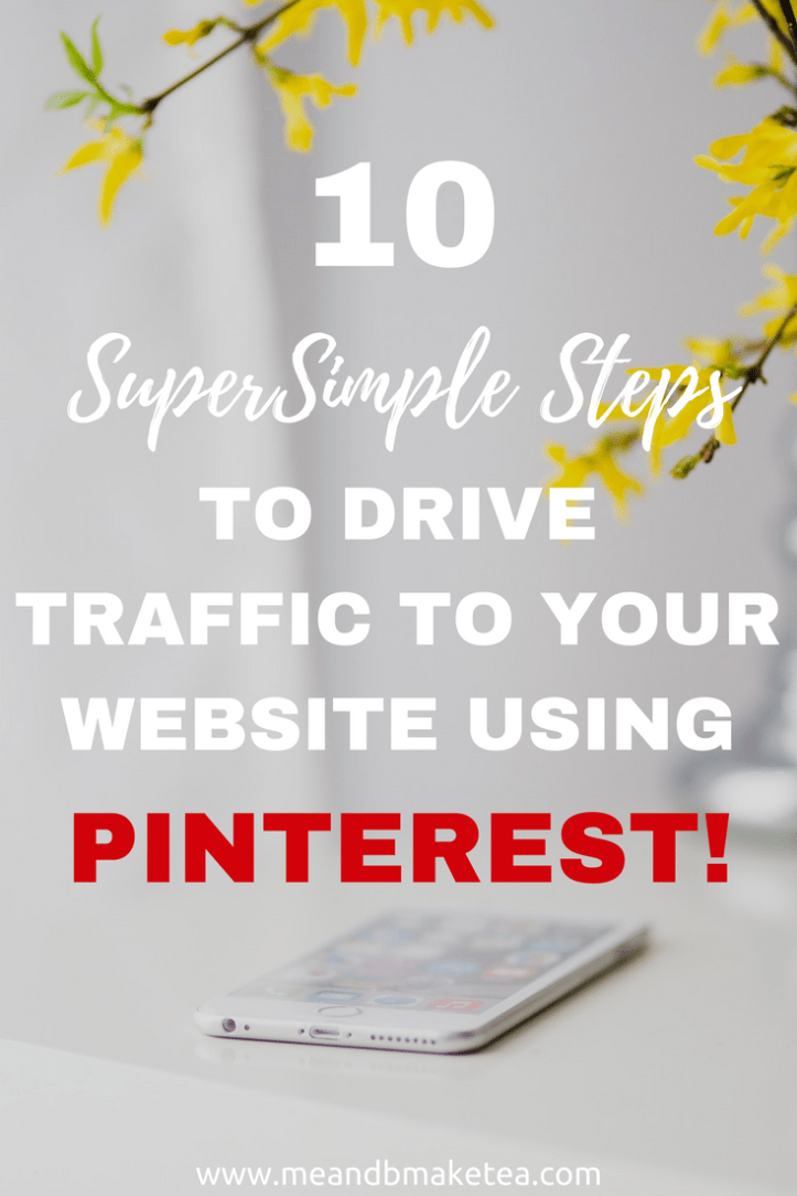 tips tricks growing pinterest traffic to website