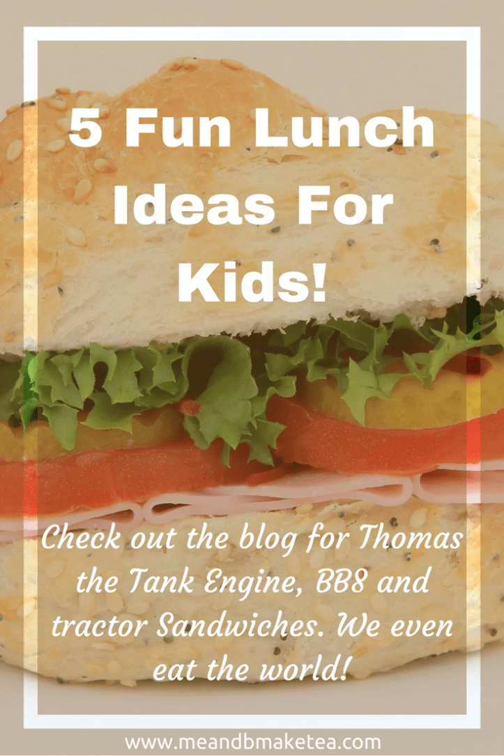tractor harold helicopter bb8 star wars lunch sandwich party idea template easy to make toddler kid healthy