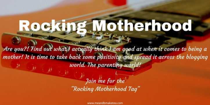 White Camelia's Rocking Motherhood Tag mum bloggers tips tricks reviews