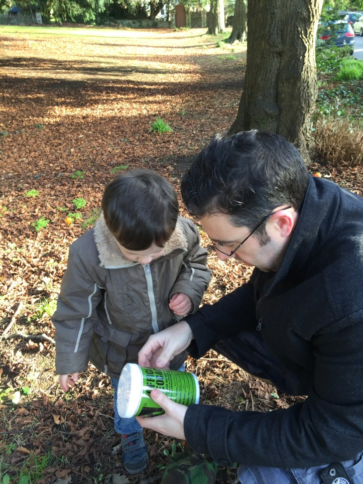 How to Geocache with Toddlers - A Beginners Guide!