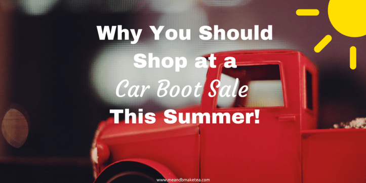 why you should shop at carboot sales north somerset bristol spring open times
