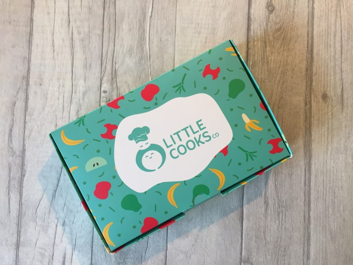 little cooks co box review brownies