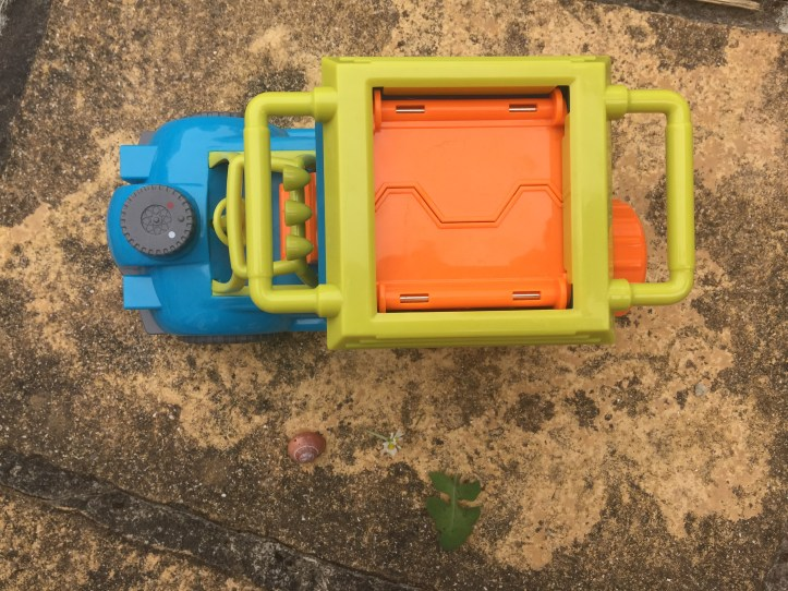 Review of the GeoSafari Jr Science Utility Vehicle