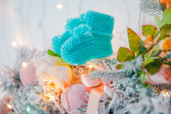 baby first christmas reality joys of parenting