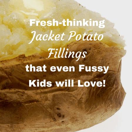 jacket potato fillings for kids