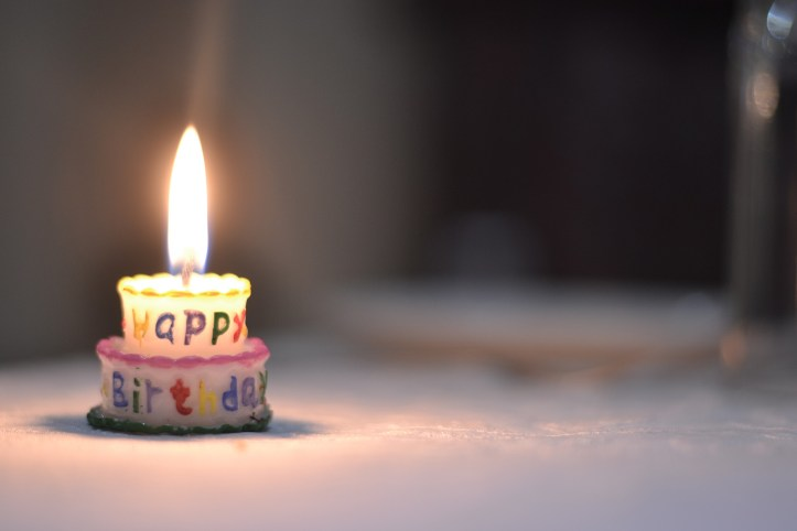 Happy Birthday to Me. What Am I Celebrating?