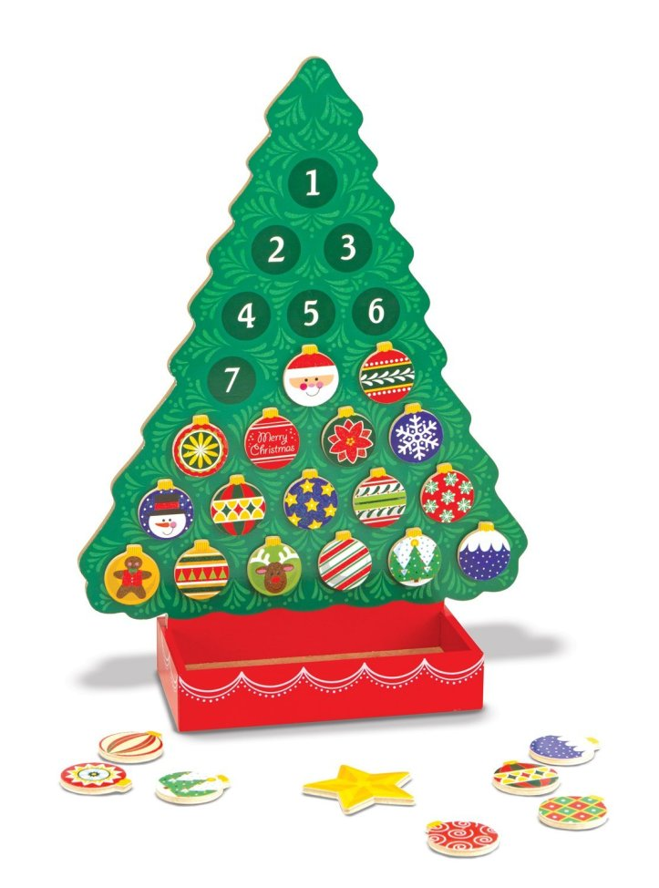 melissa and doug tree calendar