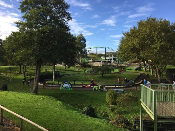 The big sheep devon amusement park