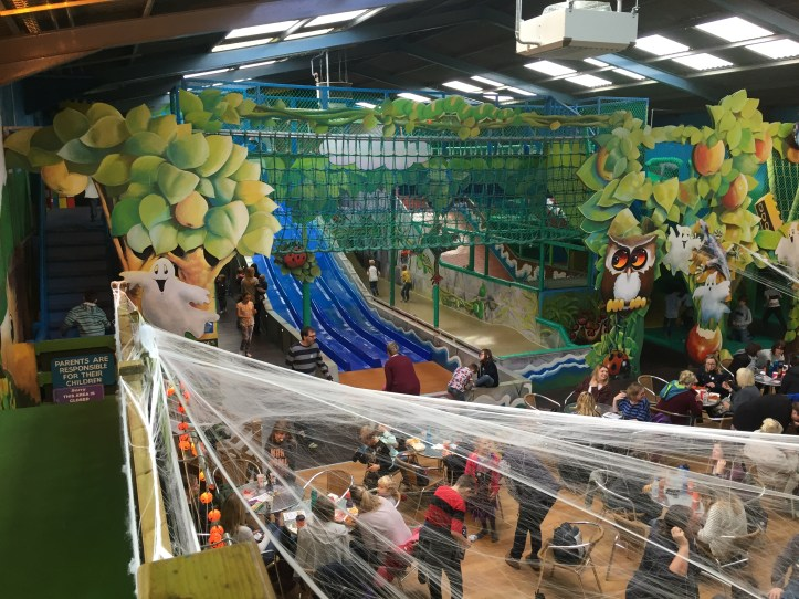 The big sheep devon amusement park indoor soft play