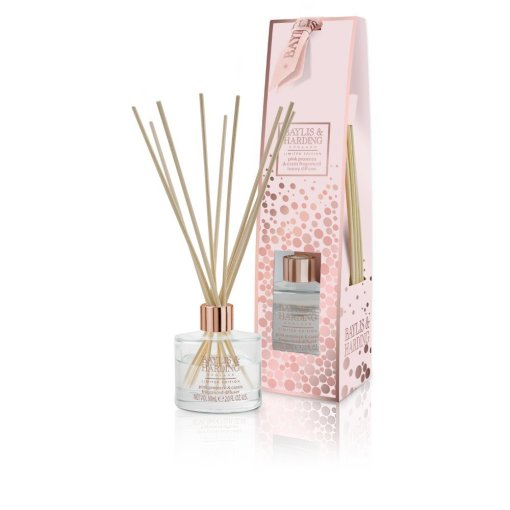 Baylis & Harding Pink Prosecco and Cassis Small Diffuser