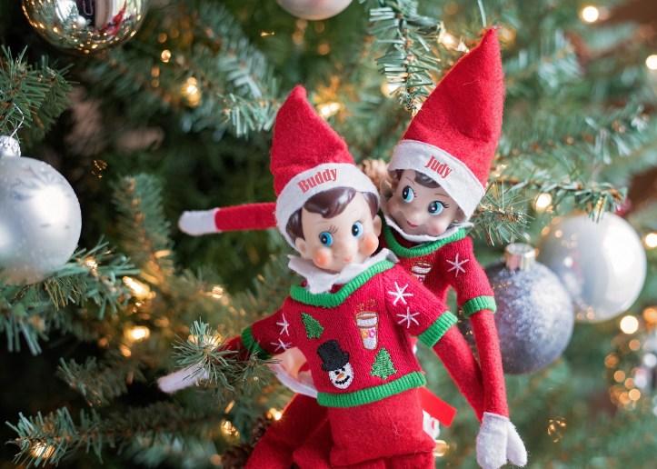 naughty elf on sheld ideas easy no faff effort