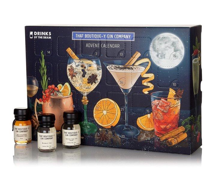 gin advent calendar amazon image