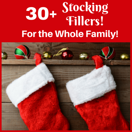 30 stocking filler ideas for christmas