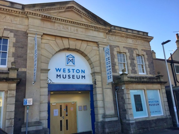 A Review of Weston Museum in Weston-super-Mare! front of museum