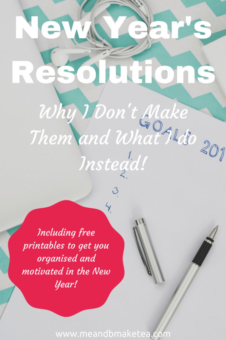 new years resolutions and why i dont make them