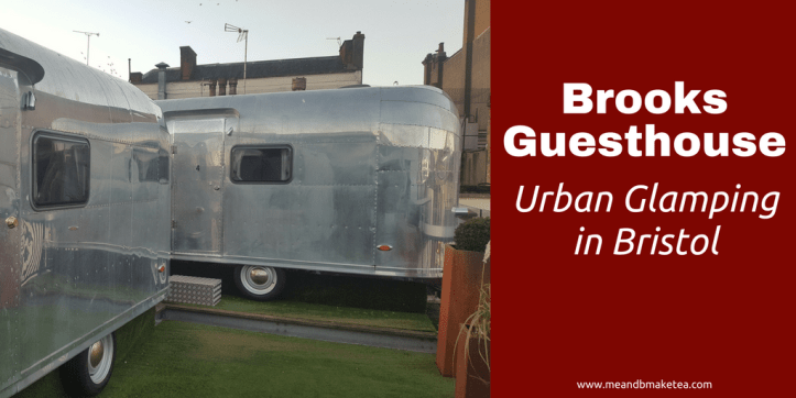 Brooks Guesthouse is a boutique bed and breakfast in the heart of Bristol city. It's the perfect choice for affordable accommodation and urban glamping in the retro Rockets!
