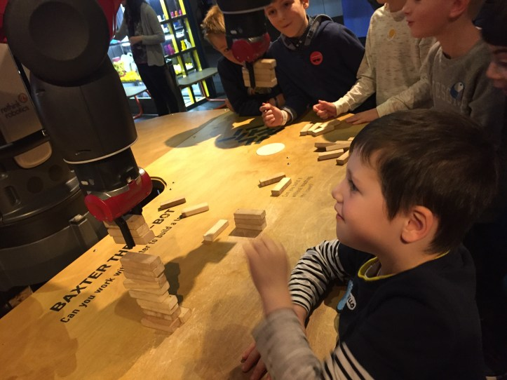 we the curious bristol science museum robots