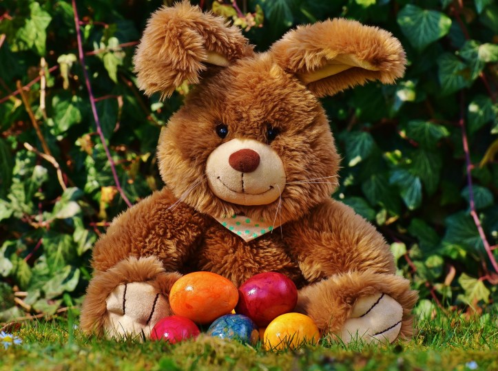 non chocolate gift ideas this easter for children kids soft toys