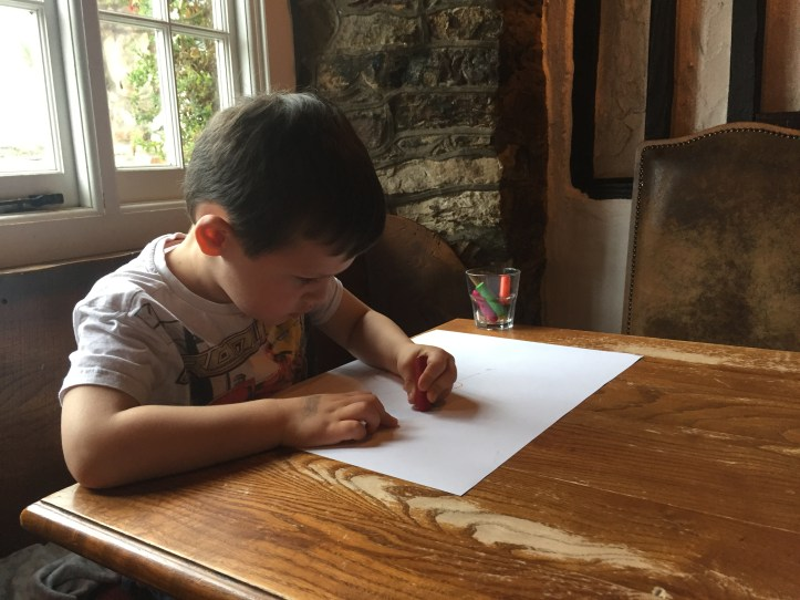 the thatch pub croyde review family friendly