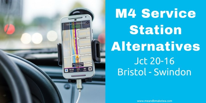 places to stop on m4 not service stations tiwtter