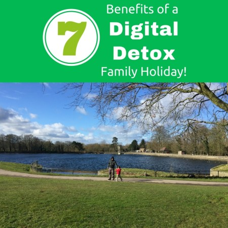 7 Benefits of a Digital Detox Family Holiday
